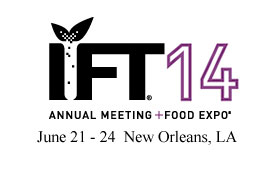 IFT 2014 Annual Meeting and Food Expo